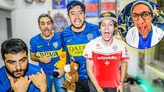 Boca vs Argentinos Juniors    Reacciones desde la Bombonera y el sillón   Copa de la Superliga 2019