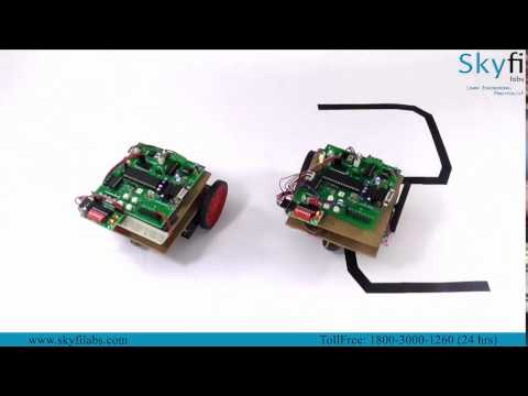 7 Robotics Projects (Combo Course) - Skyfi Labs Online Project-based Course