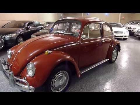 1967 Volkswagen Beetle 2-Door Sedan (#2344) Plymouth, MI