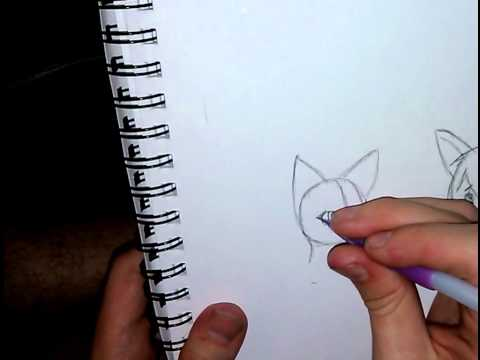 Another Simple Drawing Anthro/Furry Tutorial