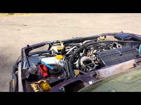 Subaru Rod Knock Rev Limit