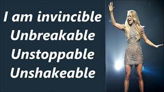 The Champion - Carrie Underwood (ft. Ludacris)