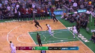 3rd Quarter, One Box Video: Boston Celtics vs. Cleveland Cavaliers