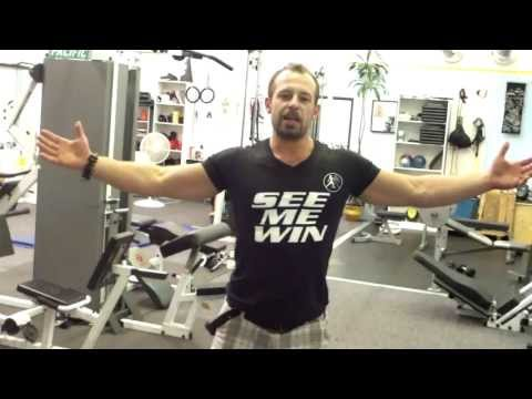 How to Lose Fat & Gain Strength - Perfect Clean and Press - Weightlifting