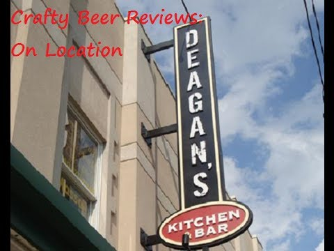 On Location: Deagan's Kitchen & Bar (Lakewood, Cleveland Beer Week 2013!) | Crafty Beer Reviews
