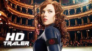 Black Widow - Teaser Trailer #1 (2019) Scarlett Johansson Solo Movie [HD] Marvel Comics | Fan Edit
