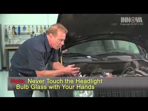 How to change Headlight and Taillight Bulbs - 2007 Jeep Patriot