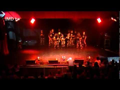 IMD dance crew (Nations Best Dance Crew) Finals 2012