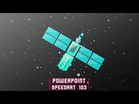 SpeedArt 103 ! (Microsoft PowerPoint 2013) | PowerPoint Pro