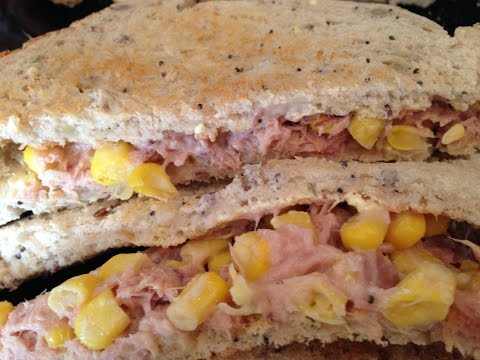 How to make easy Tuna Sandwich
