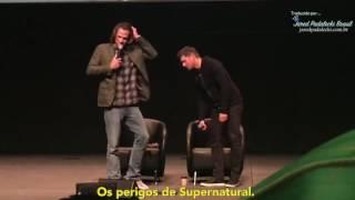 Jared Acidentalmente Chutando o Jensen - AHBL 8