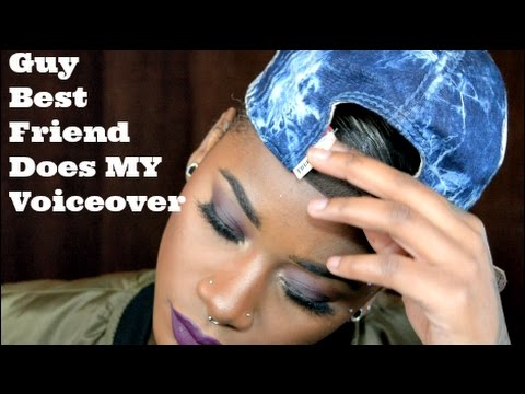 Guy Best Friend Does My Voiceover | Laurasia Andrea