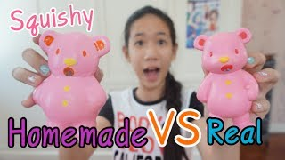 Download Homemade VS Real squishy💕 [Nonny] Video