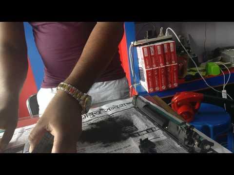 Canon Cartridge 325 Refilling Method