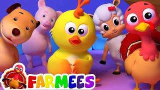 Ten In The Bed | Nursery Rhymes | Kindergarten Song | Children Rhymes | Baby Songs by Farmees S01E10