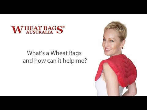Wheat Bags Australia® - What's A Wheat Bag and How Can It Help Me?