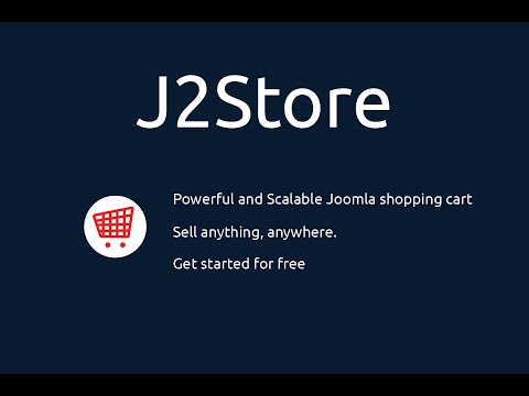 Sell digital goods, PDF, ebooks with J2Store
