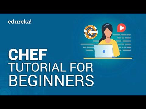 Chef Tutorial For Beginners - Part 1   DevOps Chef Tutorial   DevOps Tools   Edureka