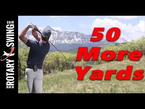 How to Hit Your Driver 53 yards Farther