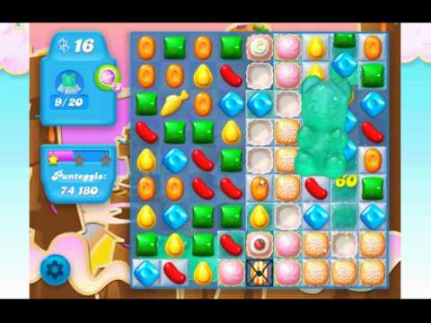 Candy Crush Soda Saga Level 70