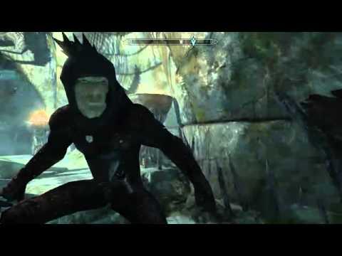 Skyrim - How to get the Best Assassin Armor