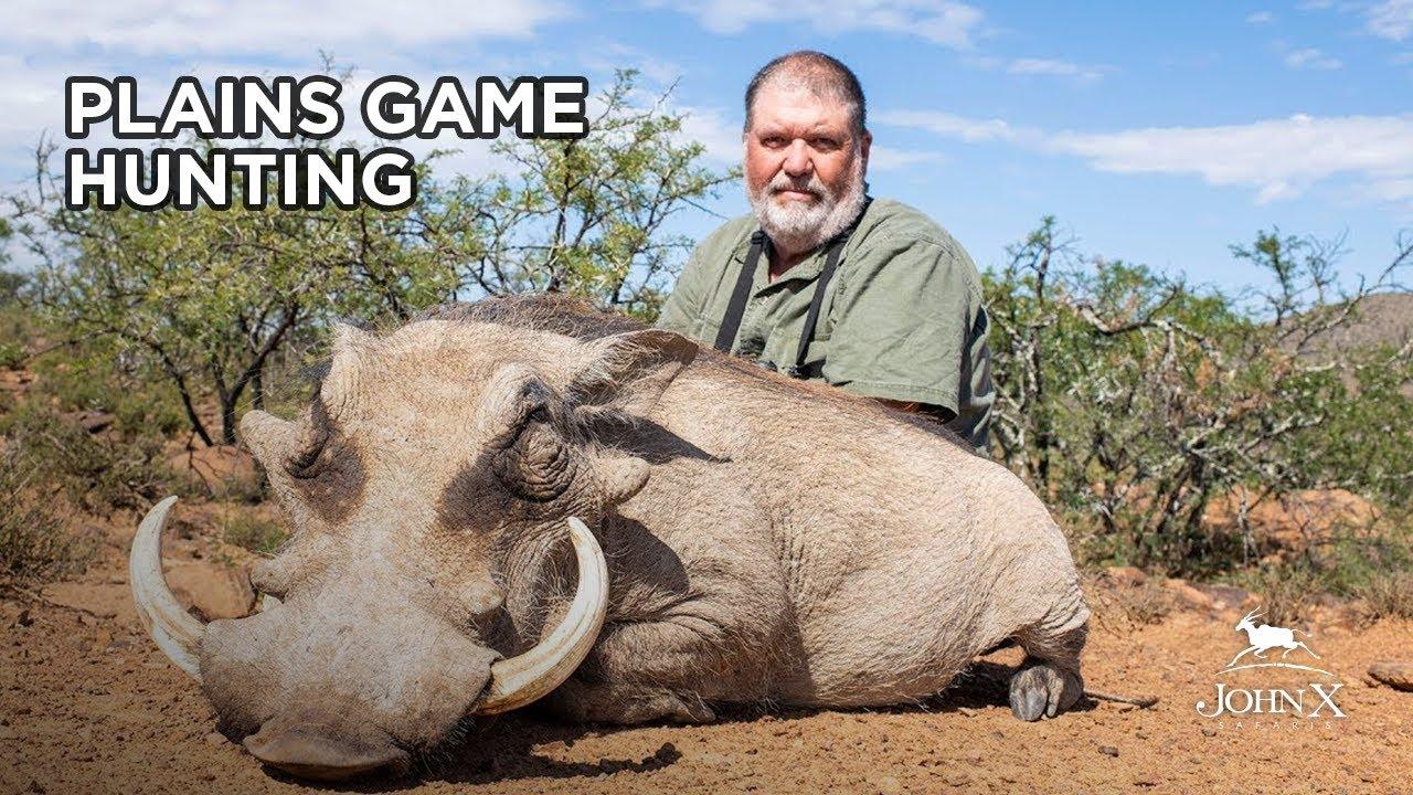 Plains Game Hunting Adventure | Jason & Tom | John X Safaris