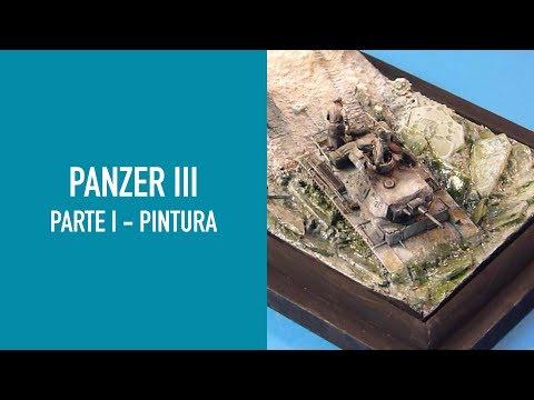 Panzer III. Parte 1 de 2