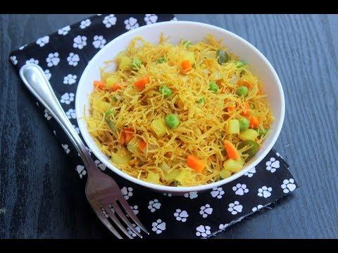 സേമിയ ഉപ്പുമാവ്   Easy Breakfast/Dinner/Lunch Box Recipe  Semiya Upma  Anu's Kitchen
