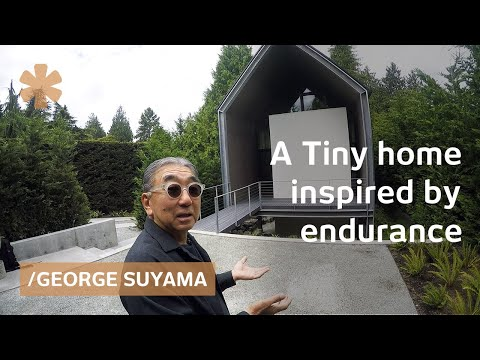 Seattle architect builds simple home inspired by own bio