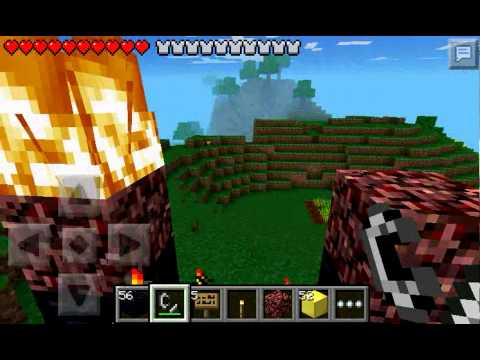 How to spawn Herobrine in Minecraft PE 0.7.5