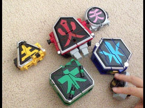 Power Rangers Samurai Toys Megazord