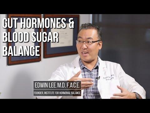 Blood Sugar Balance, Gut Hormones & Adrenal Fatigue - Edwin Lee, MD