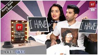 Shraddha Kapoor & Aditya Roy Kapur talk Ok Jaanu & more - Never Have I ever  - Season 02 Episode 01