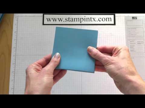 How to Create a Squash or Flip Book (little mini album)