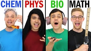 SCIENCE WARS - Acapella Parody