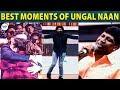Ungal Naan : Jayam Ravi recreates Punnagai Mannan Dance | Kamal Hassan | Rajinikanth | LittleTalks