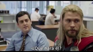 Team Thor ¿Qué hacía Thor durante Civil War? - Subtitulado Español