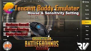 pubg emulator mouse sensitivity