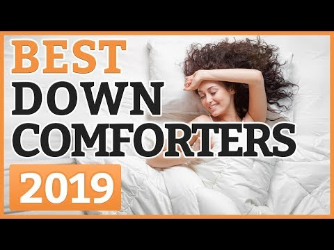 Best Down Comforter 2018 – TOP 8 Comforters