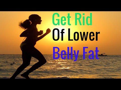 How to get rid of lower belly fat - the fastest way to lose weight