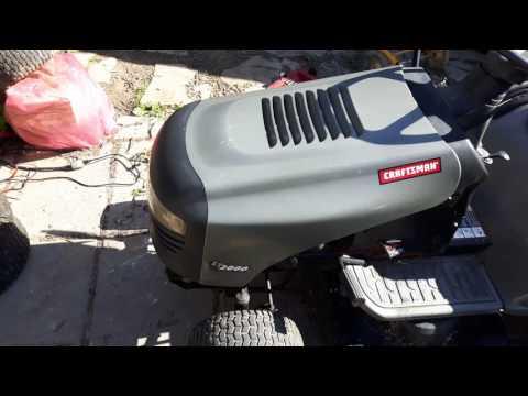 Craftsman LT2000 Mower Belt