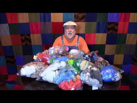 How To Make Upcycled Puppets #2 Grab Bags The DIY Magician