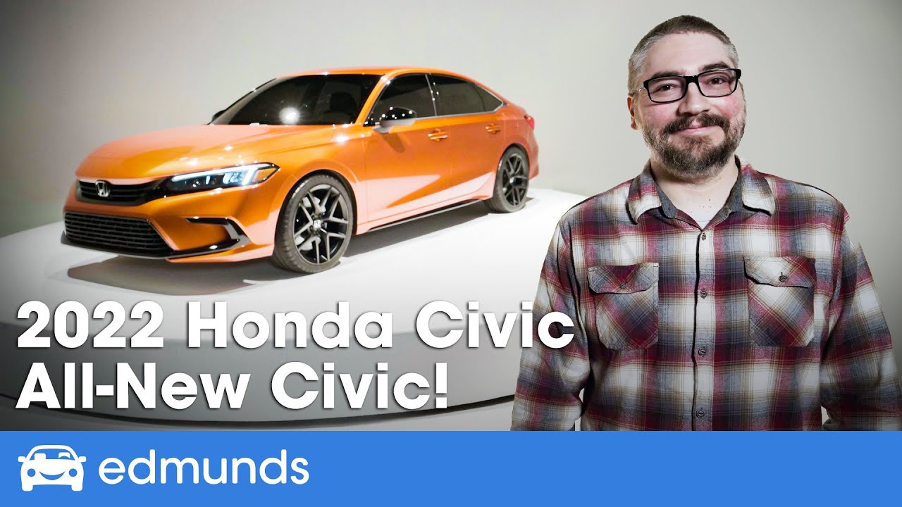 2022 Honda Civic First Look — New Honda Civic Revealed! | Price, Release Date, Interior & More