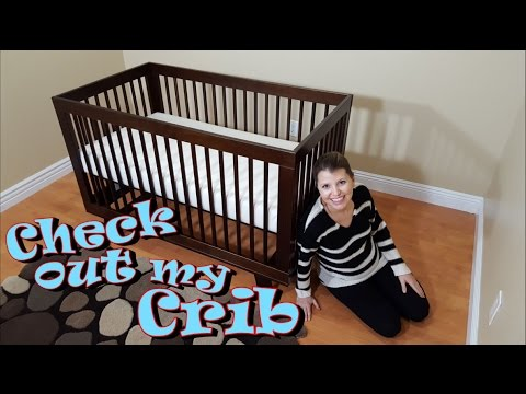 Babyletto Hudson 3 in 1 Convertible Crib Review & Assembly