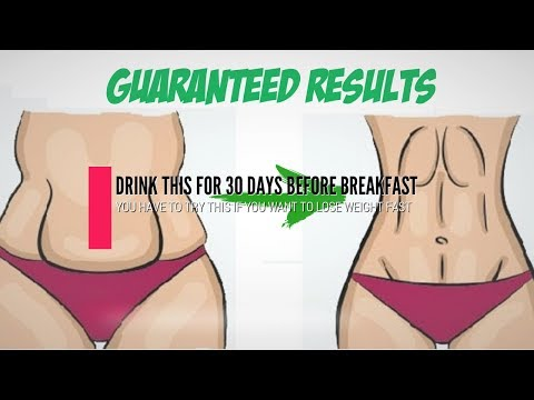 You Have To Try This! Drink This For 30 Days Before Your Breakfast And See What Happens!