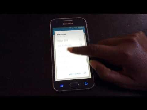 Samsung Galaxy J1 Ringtones