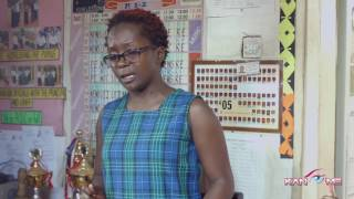 Kansiime Urinates On The Bed. African Comedy. Kansiime Anne.