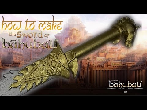 How to make Bahubali Sword