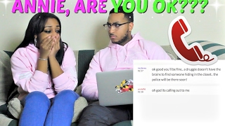 Annie96 is typing.... REACTION!!!