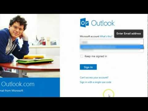 Outlook.com: Create and Delete Email Alias